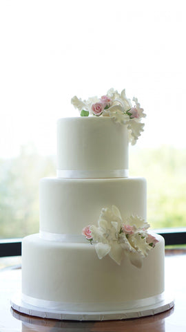 affordable wedding cakes