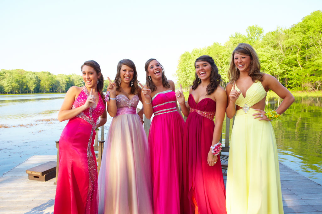 Which Color Is Right To Wear For Your Prom