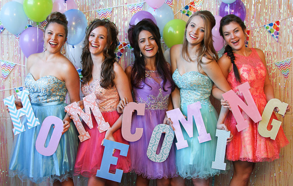 Sassymyprom Help You Choosing The Best Dress For Homecoming