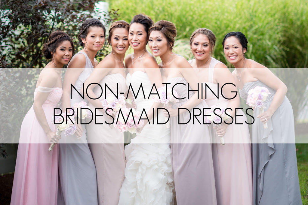 Bridesmaid Dress That Fit Your Girls