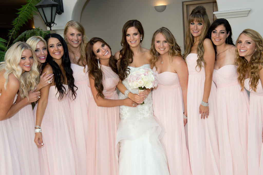 What Do You Consider When You Choose The Bridesmaid Dresses?