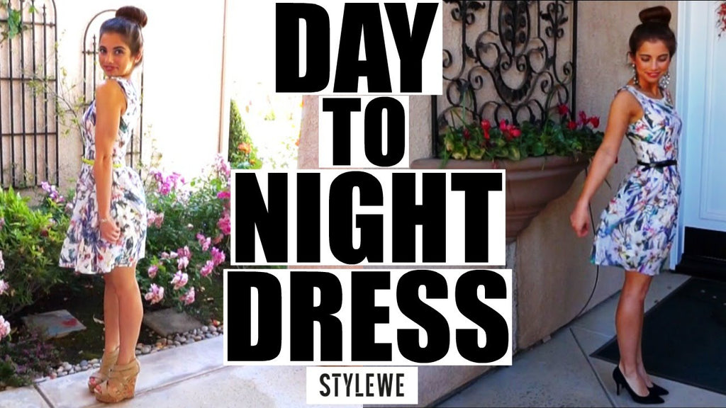 Four Dress Styles To Wear From Day To Night