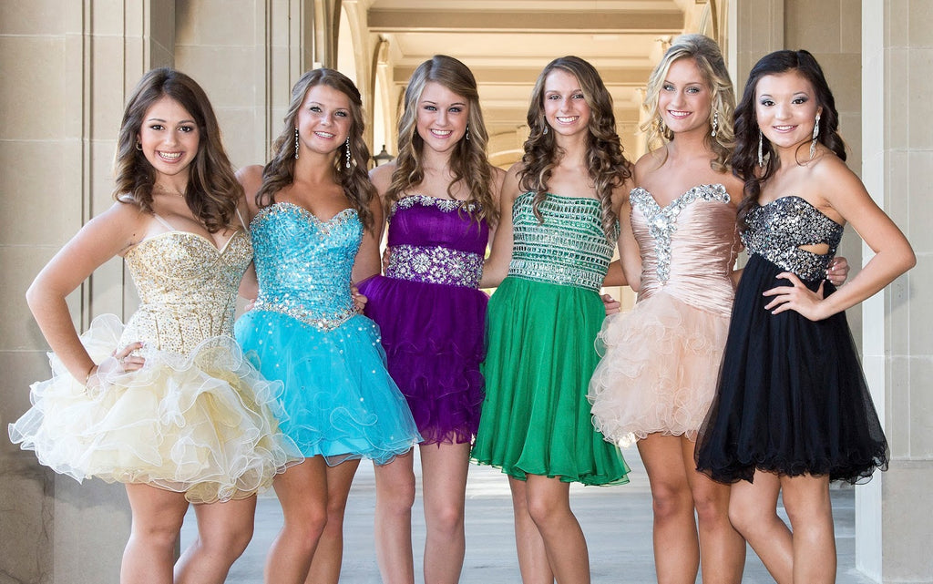 How To Select Your Perfect Homecoming Dresses