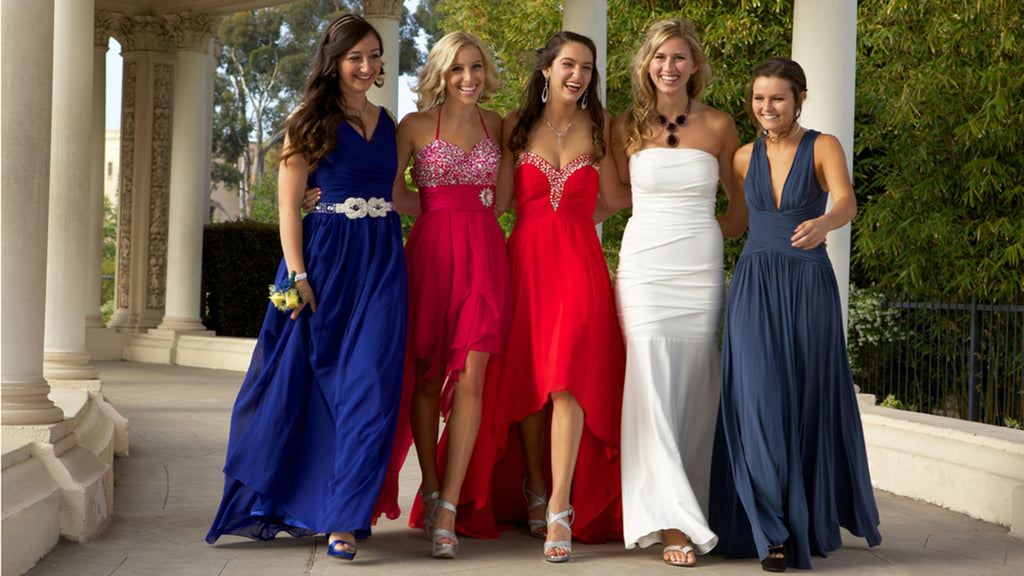 How To Choose Different Body Type For Prom Dresses