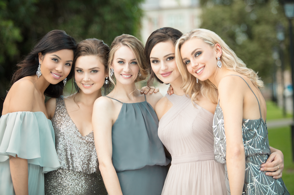 How You Can Select Your Versatile Bridesmaid Dress