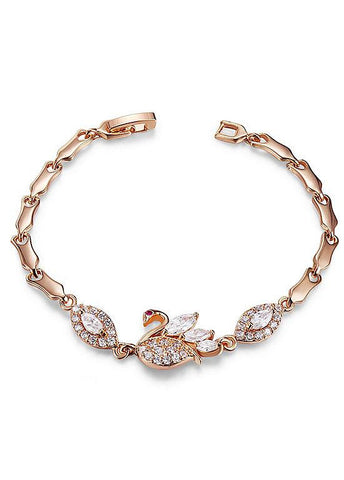 Lovely 18K Gold Plated Bracelet