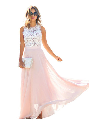 Chiffon Formal Dress