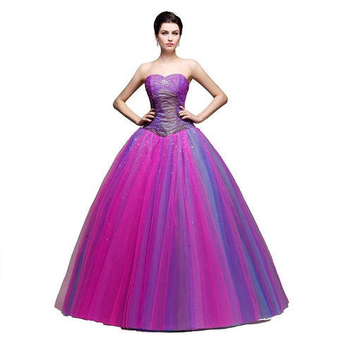 Pretty Quinceanera Sweet 16 Dress