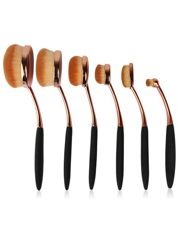 Cute Artist Makeup Brushes Set