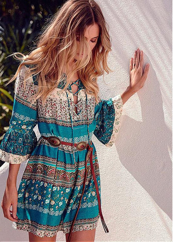 Summer Eye-catching Polyester Beach Cover-ups
