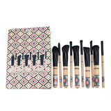 Unique Eye Shadow Blush Foundation Brush Cosmetic Tools