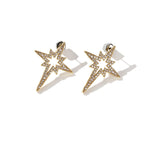 Simple Exquisite Mini Girl Star Earrings