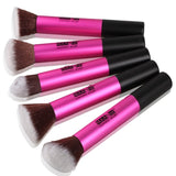5 Pcs Professional Makeup Brushes Set