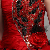 Ball Gown Pageant Quinceanera Dress