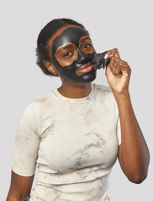 CHARCOAL MASK + POWDER KIT