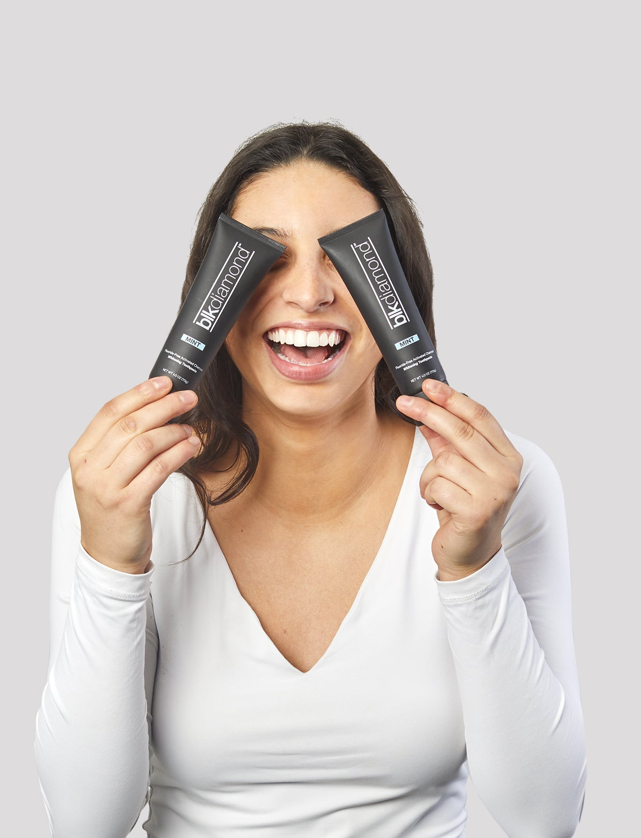 CHARCOAL TOOTHPASTE - TWIN PACK