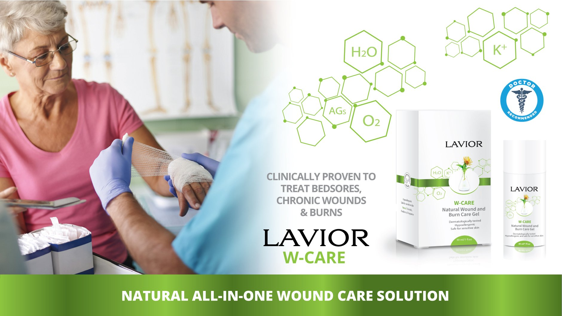 Wound and burn care