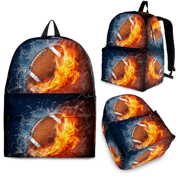 Football Backpack - HH01