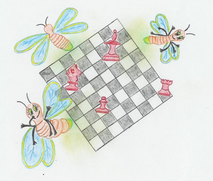BLOG POST – FAMILY IS EVERYTHING, SIBLINGS BELONG TOGETHER – PART 12 - Game of Chess