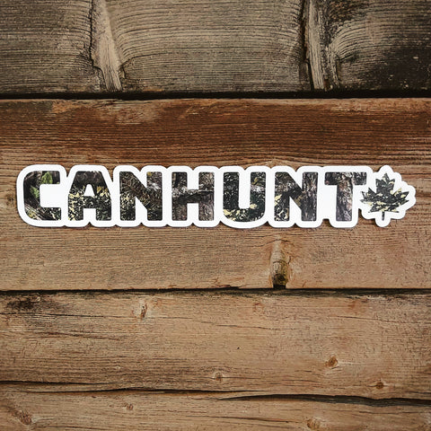 CanHunt x Aspen Grove Decal