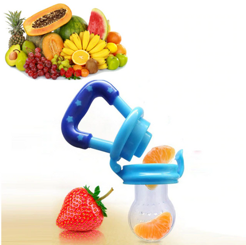 Baby Fresh Fruits Pacifier Fox Stark