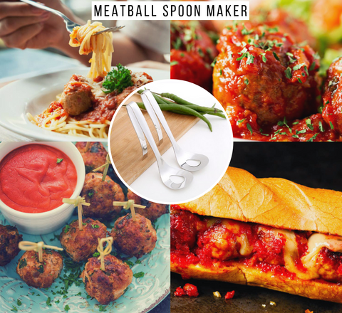 Meatball Spoon kitchen gadgets Trendy Gem