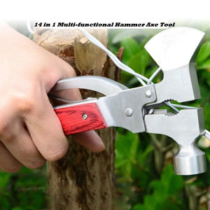 14-in-1 Multi-functional Hammer Tool Hammer