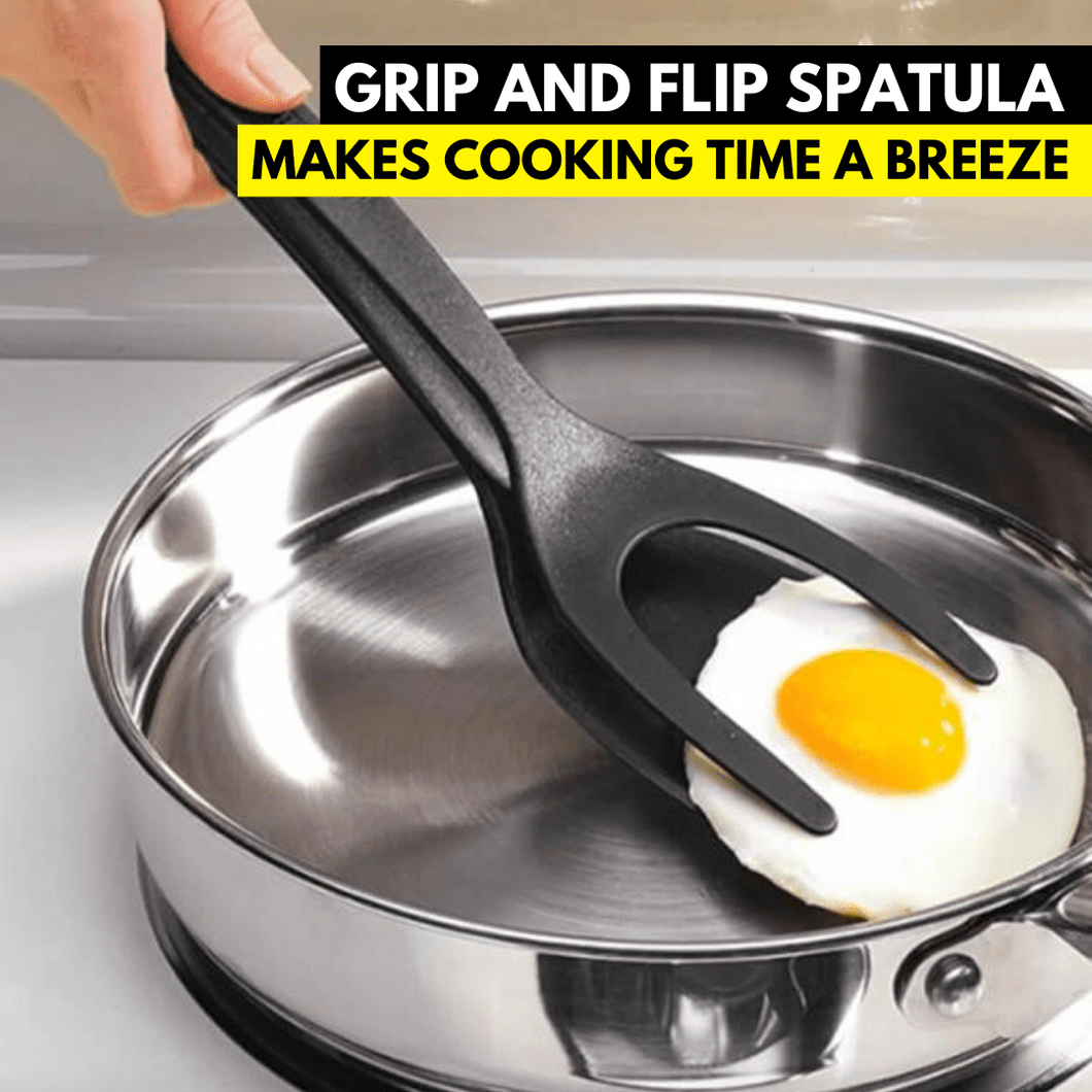 2-in-1 Spatula Flipper Spatula