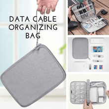 Load image into Gallery viewer, 2nd Generation - Cable Organizing Bag Storage Bags