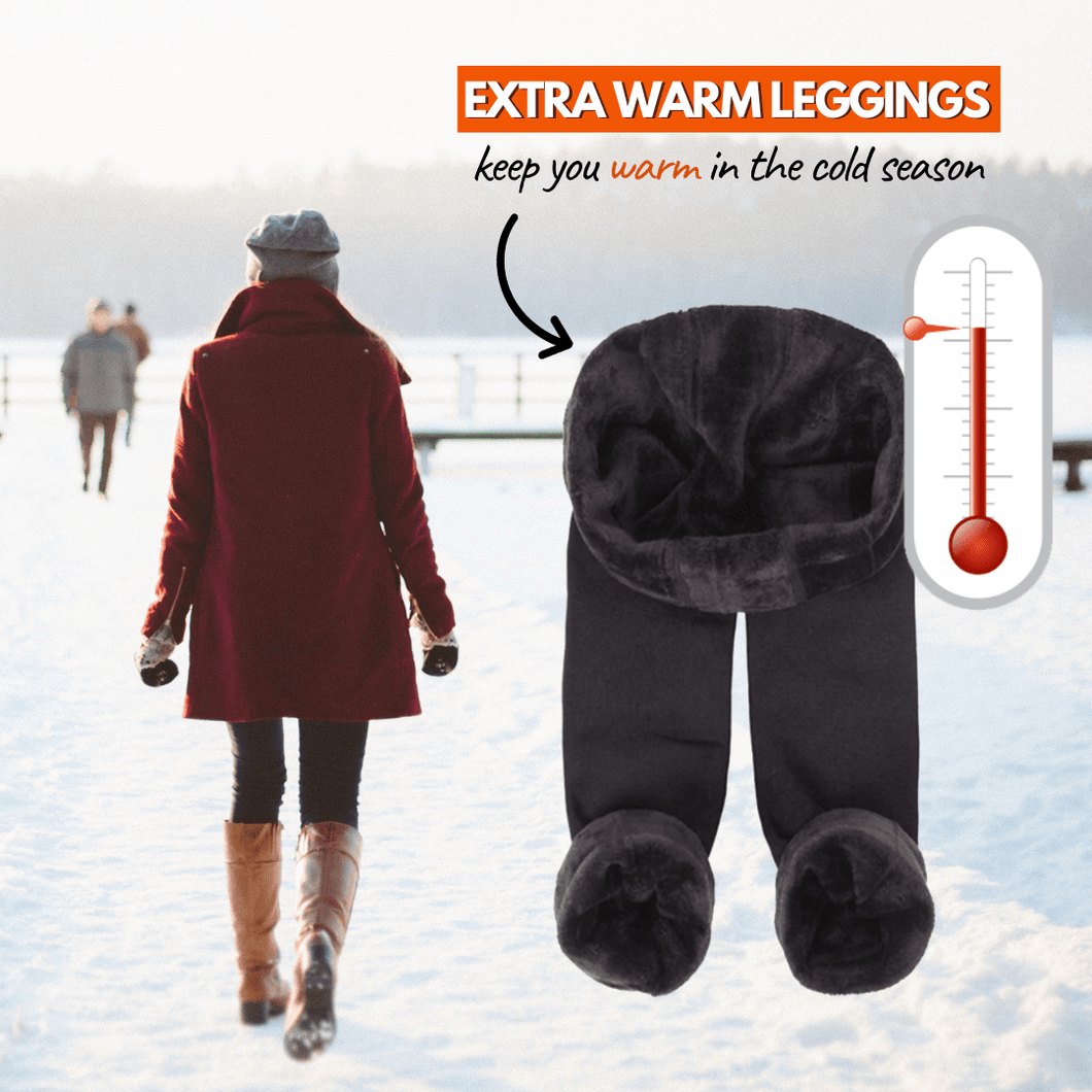 2nd Generation - Ultra Warming Winter Leggings Winter Pants