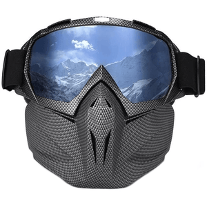 2nd Generation - Xtreme Winter Sports Mask Carbon Winter Mask