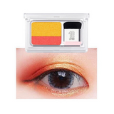 6teen - 2in1 Easy Eyeshadow Shade 4 Eye Shadow