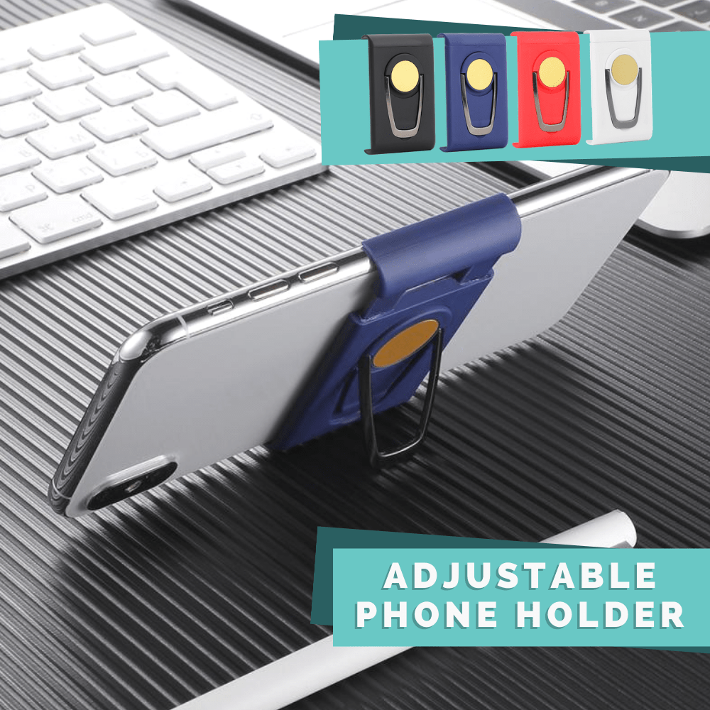 All-New 2020 Adjustable Phone Holder All colors (4 pcs set) Phone Holders
