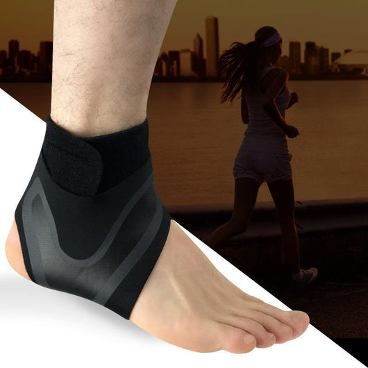 Ankle Safety - Sports Ankle Sleeve Right / S Ankle Support