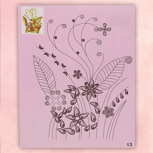 Art Addiction - Quilling Pattern Templates Patern Templates