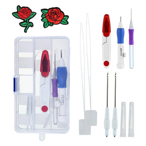 Artistic Embroidery Pen Kit Set 1 Sewing Tools & Accessory