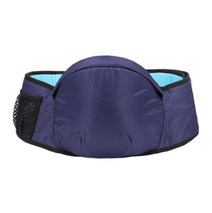 Baby Carrier Waist Belt Bag Blue Baby Carrier