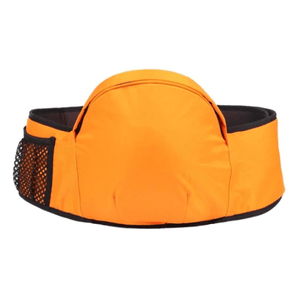 Baby Carrier Waist Belt Bag Yellow Baby Carrier