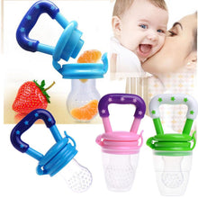 Load image into Gallery viewer, Baby Fresh Fruits Pacifier Blue / S Pacifier