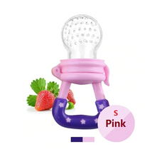 Load image into Gallery viewer, Baby Fresh Fruits Pacifier Pink / S Pacifier