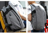 Furious Anti-Theft Laptop Backpack