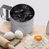 Baking & Pastry Tools Bakeshake - Mechanical Baking Sifter