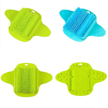 Load image into Gallery viewer, Bath Brushes, Sponges & Scrubbers Foot Scrub Exfoliating Massager