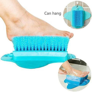 Bath Brushes, Sponges & Scrubbers Foot Scrub Exfoliating Massager