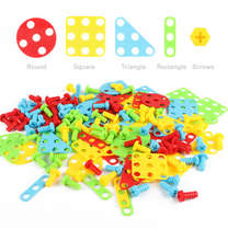 Load image into Gallery viewer, BuzzDrill Puzzle - Educational Toy Skill Toy