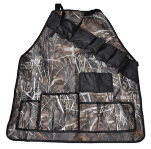 Camouflage BBQ Apron Camouflage Brown Cooking Apron