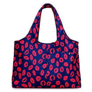 Carry-all Shoulder Bag Cute Lips Top-Handle Bags