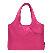 Load image into Gallery viewer, Carry-all Shoulder Bag Pink Top-Handle Bags