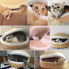 Load image into Gallery viewer, Cat Beds & Mats Cat Hamburger