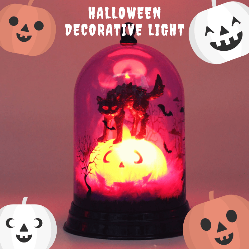 Classic 2019 Halloween LED Light Night Lights